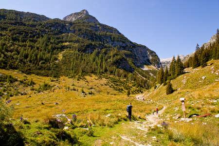 slovenian: View of Krn mountain, Slovenian julian alps