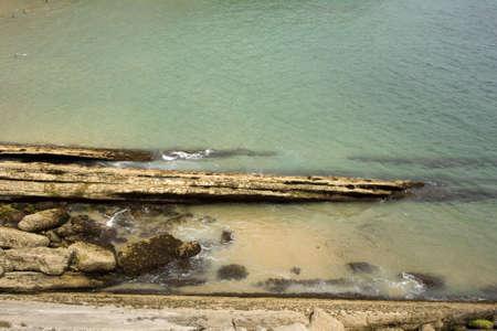 santander: View of Santander beach, Cantabrian Sea