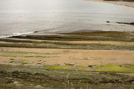 cantabrian: View of Santander beach, Cantabrian Sea