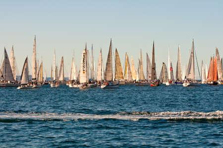 trieste:  Trieste Barcolana,  2009 - The Trieste regatta  - Italy - http:www.barcolana.it
