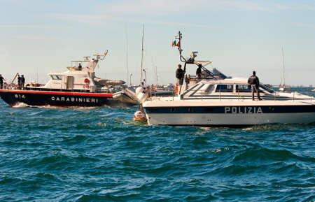 Trieste Barcolana,  2009 - The Trieste regatta  - Italy - http://www.barcolana.it/ Stock Photo - 13916795