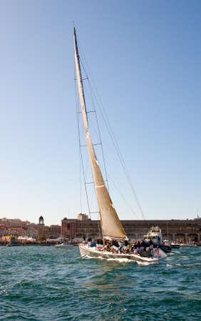Trieste Barcolana, 2009 - The Trieste regatta - Italy - http://www.barcolana.it/