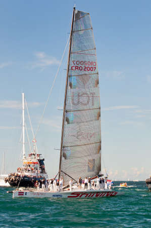 Trieste Barcolana,  2009 - The Trieste regatta  - Italy - http   www barcolana it Stock Photo - 13916777