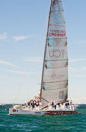 Trieste Barcolana,  2009 - The Trieste regatta  - Italy - http   www barcolana it Stock Photo - 13916772