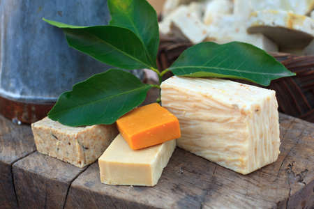 Photo of natural Homemade soaps