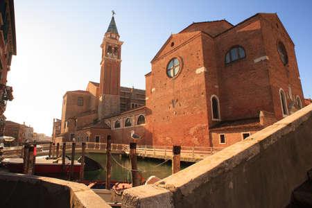 san giacomo: View of the San Giacomo church