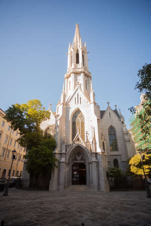 evangelical: TRIESTE, ITALY - The Evangelical Lutheran Church in Trieste