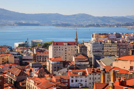 View of Santander, Cantabria. Spain