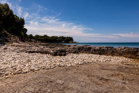 View of the istrian sea near Bale - Valle Imagens