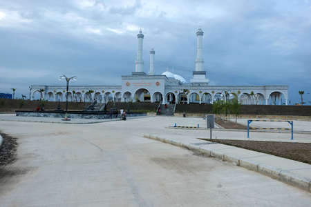 Mosque Hidayaturrahman - Islamic Center Nunukan, Indonesia