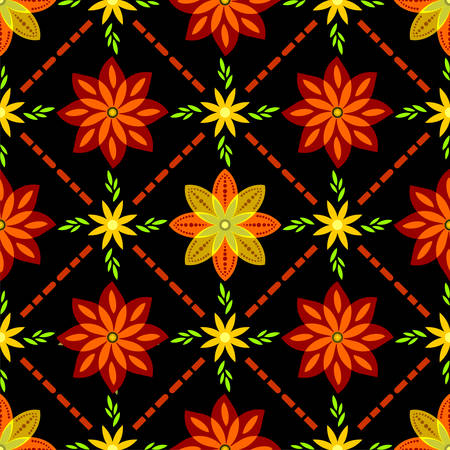 Indonesian batik is a traditional art technique made of wax and then colored which can be applied to patterns on clothes