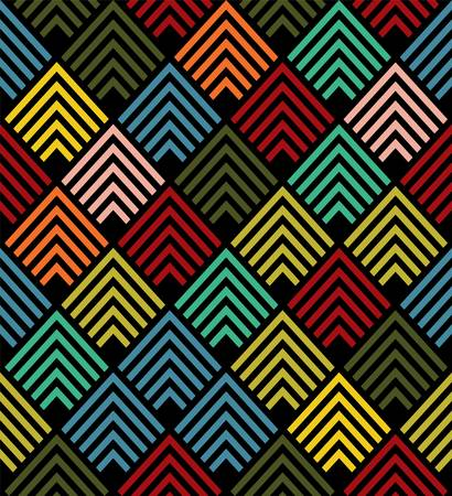 Modern colorful abstract pattern. Trendy modern art vector design for cloth or fabric, wrapping, background,wallpaper.