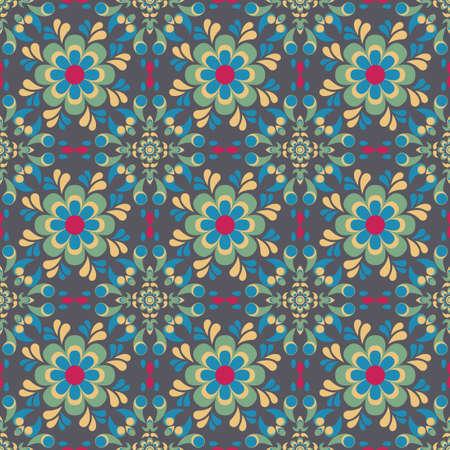 seamless pattern of ethnic pattern. fabric motif design. vector design inspiration. Creative textile for fashion,scraf,cloth. batik concept