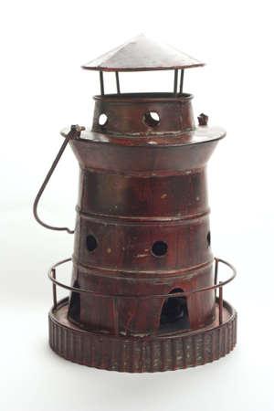 Lighthouse Candle Stock Photo - 6673117