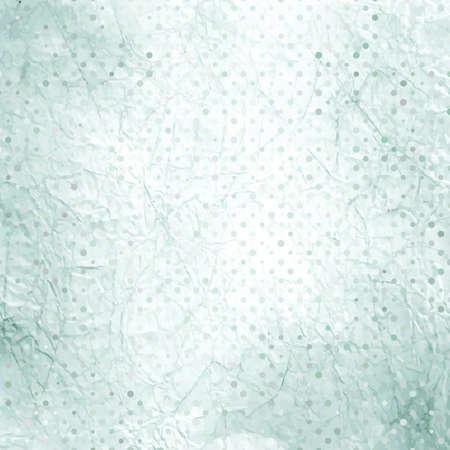 worn paper: Tercera Edad y usar papel con lunares. EPS 8 Vectores