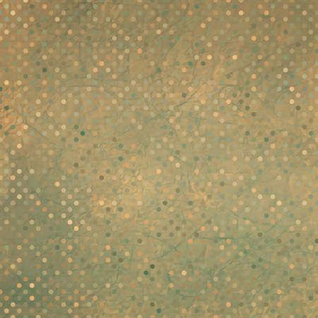 Vintage polka dot texture  EPS 8
