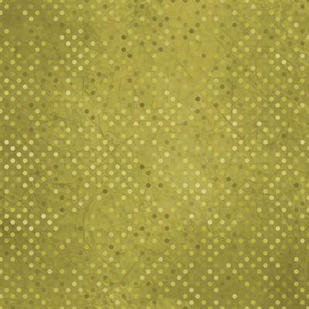 Elegant vintage polka dot texture   Vector