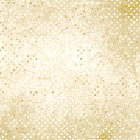 Vintage polka dot texture