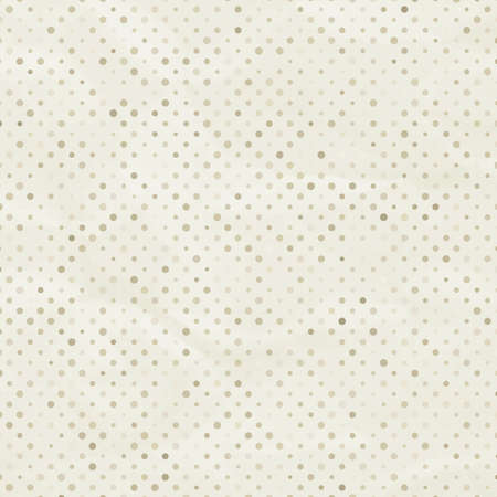 worn paper: Elegant aged and worn paper with polka dots  EPS 8