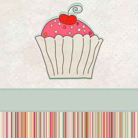 First Birthday card photo