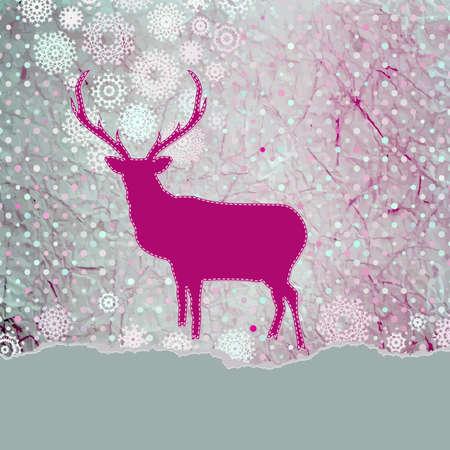 Christmas Invitation card template