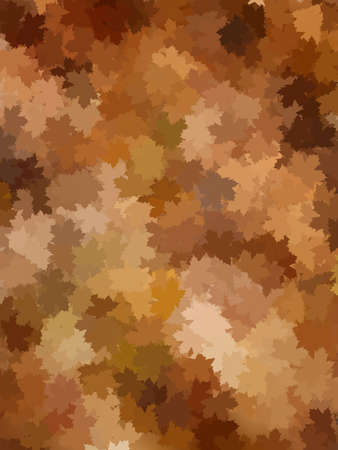 Autumn background template. And also includes EPS 10 vector photo