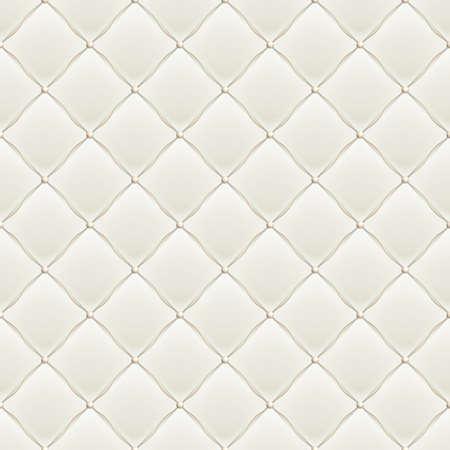 柔らかい光沢のあるシームレスなキルト パターン  イラスト・ベクター素材