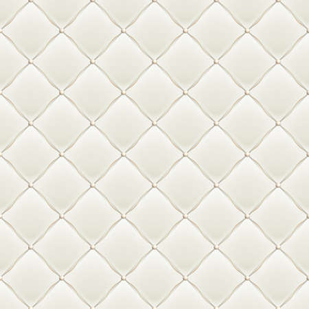 Soft Glossy seamless Quilted Pattern Illustration
