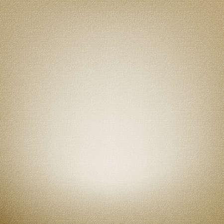 Vintage beige canvas