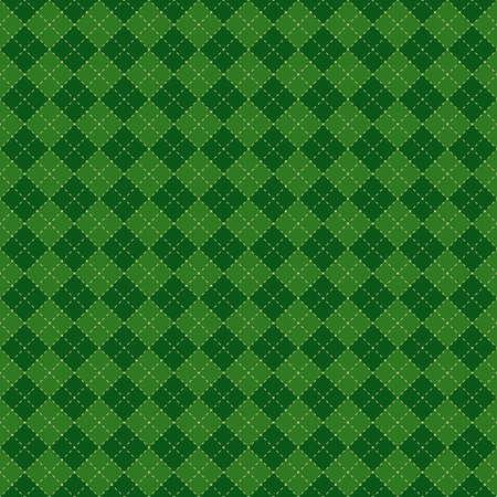 St Patricks Day seamless pattern. Eps 10 vector
