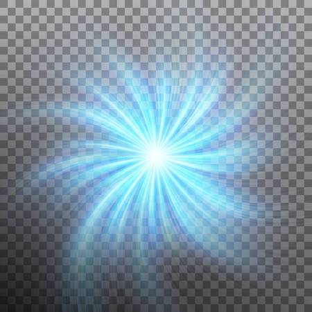 Lightning vortex effect with transparency. And also includes EPS 10 vector