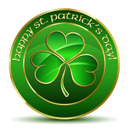 Icon St  Patrick s Day Illustration