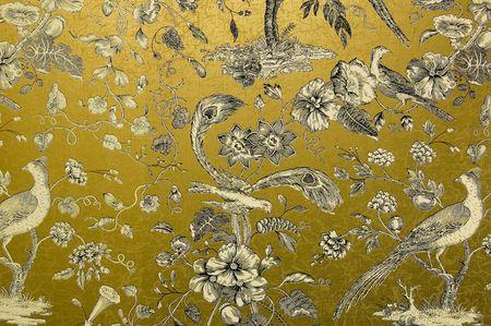 Ornate Gold Design photo