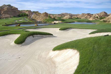 golfcourse: Beautiful Golf Course