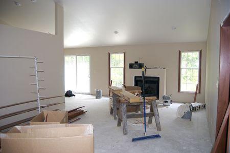 befejezetlen: Unfinished Living Room Sajtókép