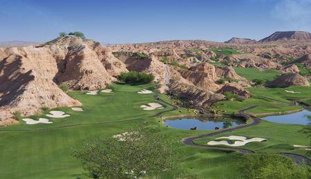 nevada: Desert Golf Course