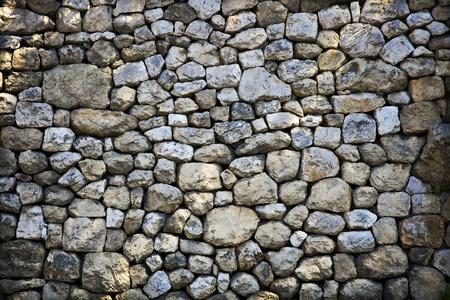 Stone wall  Banco de Imagens