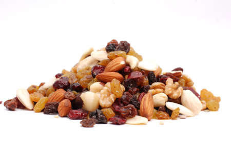 Mixture of nuts photo