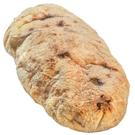 concomitant: Pita bread loaf