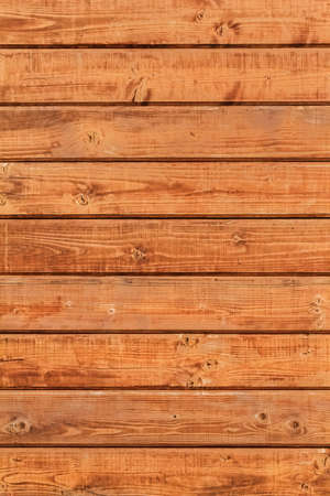 White Pine planks hut wall texture, with wood knots and joint grooves - detail  photo