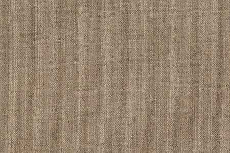 Photograph of unprimed artist s Linen duck coarse grain canvas crumpled texture sample  photo
