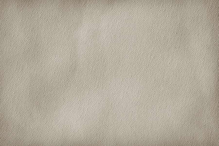 Photograph of primed, coarse grain, artist s Cotton duck canvas crumpled vignette texture sample photo