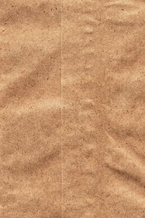 Photograph of recycle brown craft paper