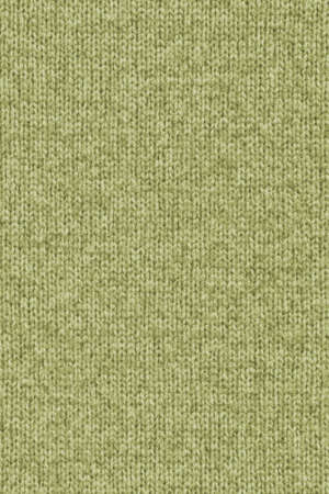 Photograph of Pale Lime Green, woven woolen fabric, grunge texture sample photo