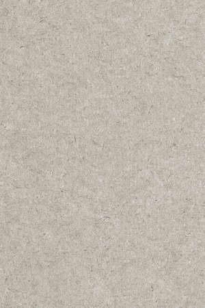 Photograph of recycle Grayish Brown kraft paper, extra coarse grain, grunge texture sample photo