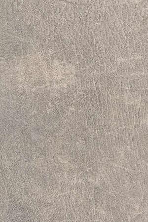 grigiastro: Fotografia di vecchio, alterato, ruvido, sgualciti, grana grossa, espansa Grigi pelle marrone grunge campione trama Archivio Fotografico