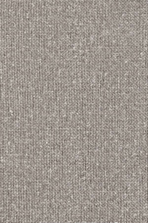 acrylic fiber: Photograph of Grayish-beige and Off-white Acrylic-Polyethylene upholstery and drapery fabric, with woven decorative mesh pattern ? detail.