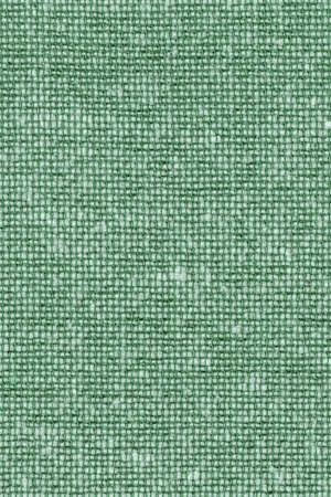 acrylic fiber: Photograph of Kelly Green Acrylic-Polyethylene upholstery and drapery fabric, with woven decorative mesh pattern ? detail.