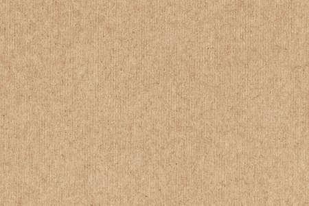 Photo de papier recyclé à rayures ocre jaune, grain très grossier, échantillon grunge de texture. Banque d'images - 31539864