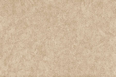 blotted: Photograph of Beige Striped Pastel Paper, coarse grain, bleached, blotted grunge texture sample. Stock Photo